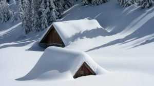 Брянщину ожидают потепление, снегопады и метели