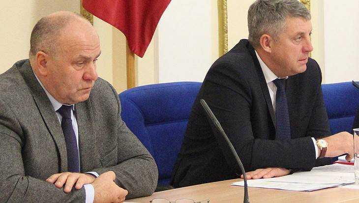 Заместитель председателя Брянской думы Бугаев и главный лесник влипли