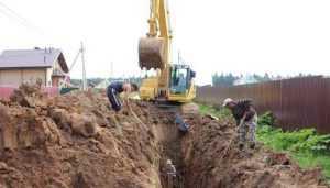 Чиновникам велели наладить канализацию в брянском посёлке Малое Кузьмино