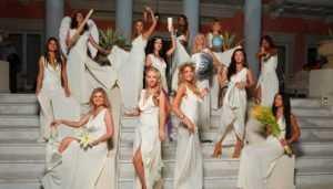 Брянские «афродиты» поборются за титул первой красавицы города