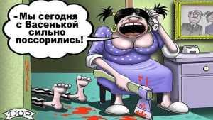 Брянская селянка обвинила бывшего мужа в низкой мести