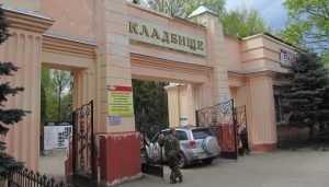 В Брянске задержали похитителей оград с Советского кладбища