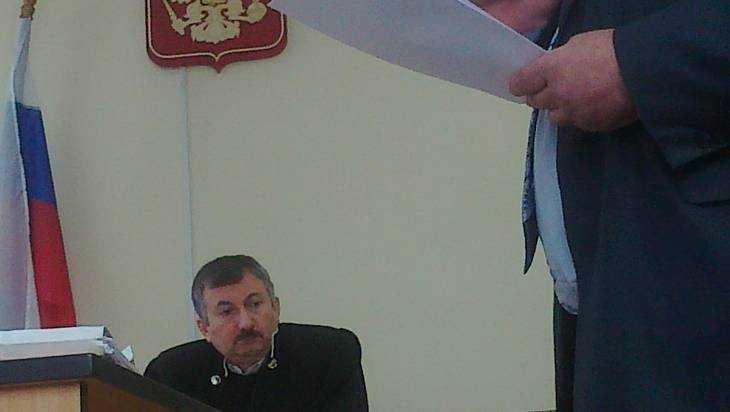Осужденный судья стал брянским мэром