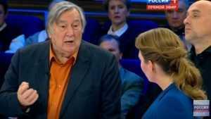 Писатель Проханов на телеканале «Россия» похвалил брянских мужиков