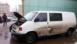 Пенсионера у брянского супермаркета «Калита» задавил микроавтобус