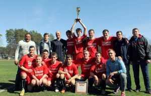 Брянскую «Зарю» лишили титула чемпиона области по футболу