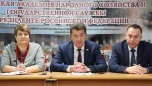 Глава Брянска рассказал о парках, троллейбусах и бродячих животных