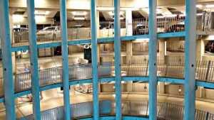 В Брянске многоэтажные парковки откроют на месте снесённых бараков