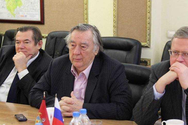 Александр Проханов причислил брянского губернатора к героям