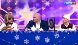 Брянского депутата поблагодарили за новогоднее шоу с Басковым