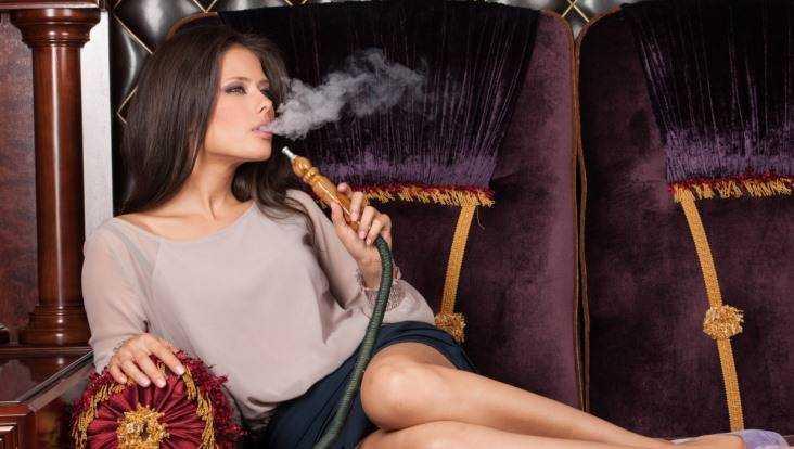 Брянцам запретят курить кальян
