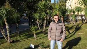 Погибшего в авиакатастрофе под Сочи брянца Дмитрия Литвякова похоронят в Клинцах