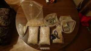 Брянская полиция задержала банду наркоторговцев-миллионеров