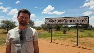 Брянский автолюбитель отправился в африканское путешествие