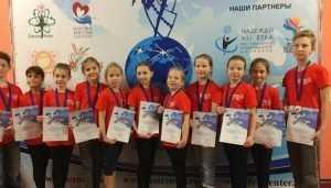 Юных брянских танцоров признали «Надеждами Европы»