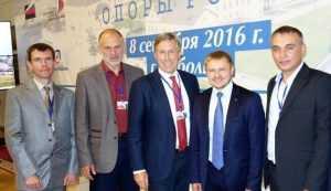 За год брянская «Опора России» поднялась более чем на 30 мест