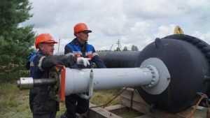 Минск ухватился за брянскую трубу