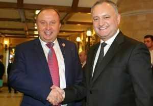 Во время встречи президентов России и Молдавии отметили Брянскую область