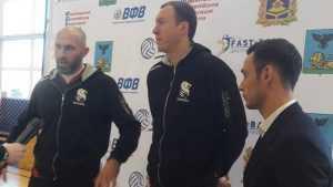 Сергей Тетюхин и Тарас Хтей провели яркий мастер-класс в Брянске
