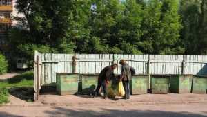 В Фокинском районе Брянска мусор разделят 90 контейнеров