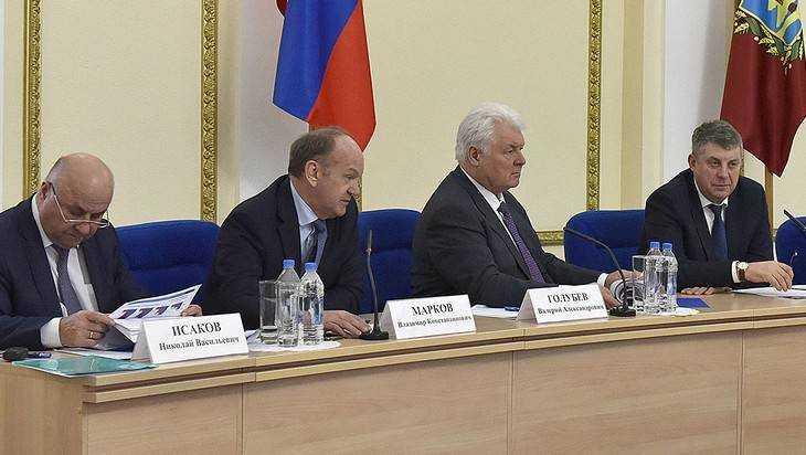 «Газпром» на год «заморозил» долги Брянской области