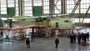Собран первый Ил-112В