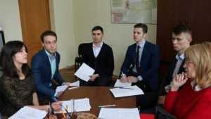 В Брянской думе открылась школа молодой бюрократии