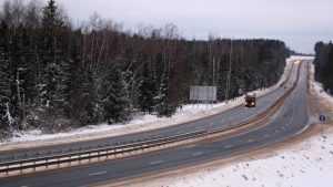 Брянских водителей предупредили об опасности крепкого мороза