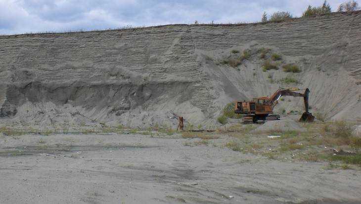 Для брянцев утроят штрафы за незаконную добычу ископаемых