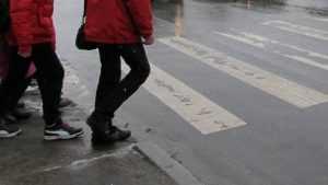 В Брянске сотрут опасную «зебру» на улице XXII съезда КПСС