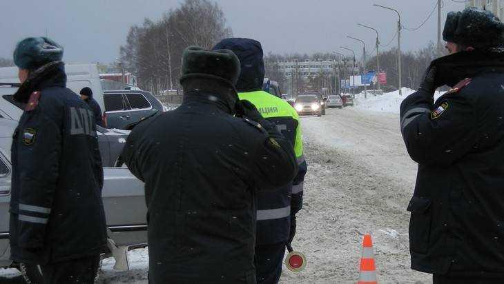 Брянские водители заплатили 83 миллиона рублей штрафов