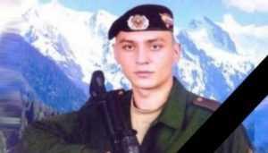 Брянский солдат-срочник погиб в Подмосковье