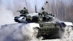 Брянский солдат погиб при опрокидывании танка