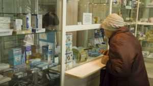 Брянская пенсионерка пожаловалась на хамство медиков в аптеке