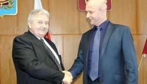Сергей Цыганок возглавил Погарский район