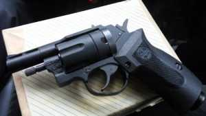 Брянский суд конфисковал у молдованина револьвер