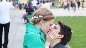 Брянцев признали самыми влюбленными в Центральной России