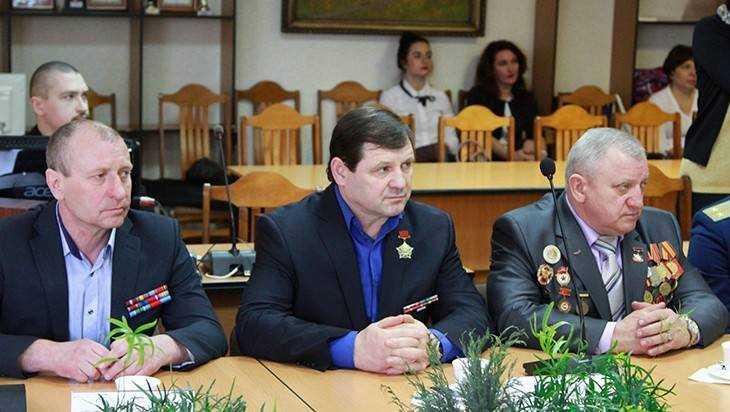 В Брянске откроют музей воинов-афганцев