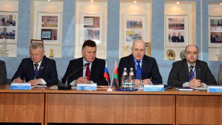 Брянцы и белорусы обсудили «Содружество-2017» в Торгово-промышленной палате