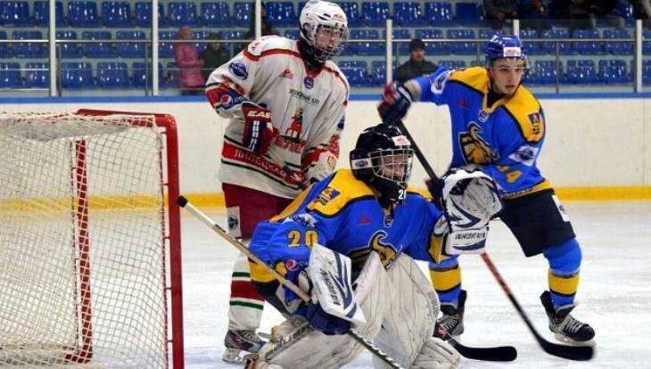 Брянские хоккеисты лишились шансов на плей-офф