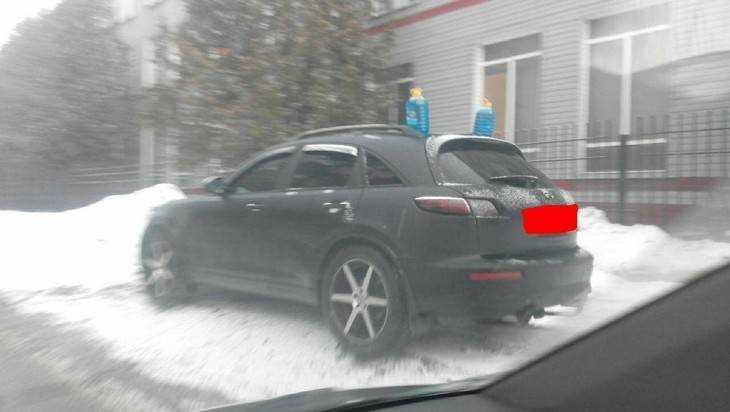 В Брянской области арестовали опасную стеклоомывающую жидкость
