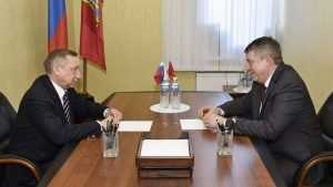 Полпред президента поставил задачи брянскому губернатору