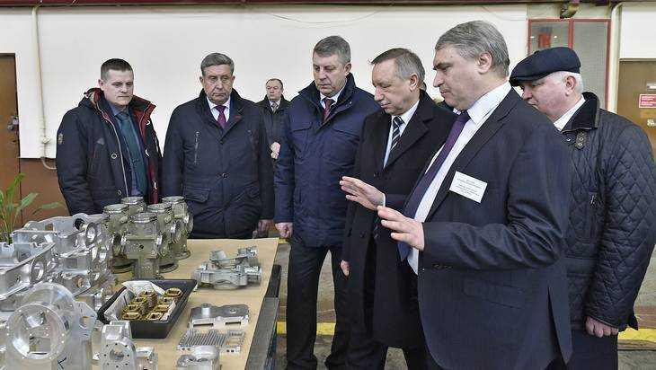 Полпреду президента раскрыли военные секреты брянских заводов