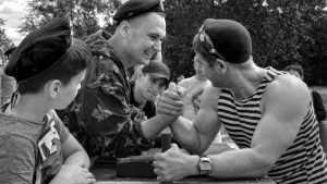 Брянцев пригласили на «Мужские игры»