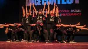 Брянцы собрали всё «золото» на чемпионате по современным танцам