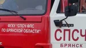 При пожаре в ванной погибла жительница Брянска