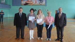 Брянское «Динамо» провело соревнования по плаванию