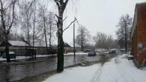 Брянцы опубликовали в сети фотографии залитых водой улиц
