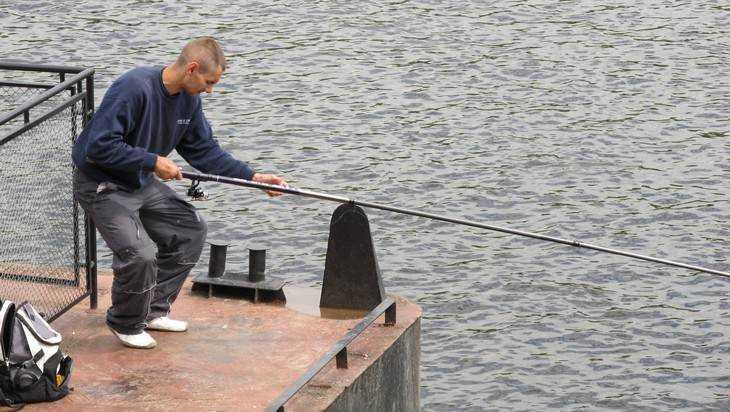 Брянских рыбаков подцепили на крючок
