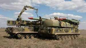 Российский ВМФ развернет в Крыму зенитно-ракетные комплексы «Бук»